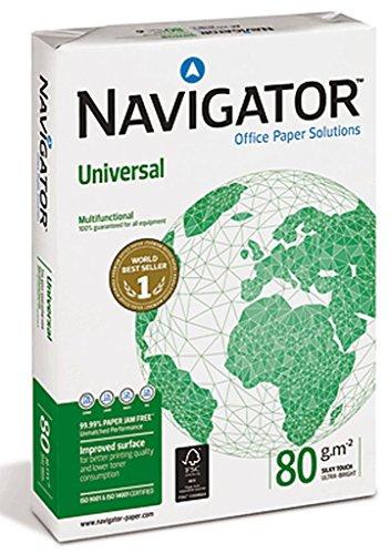 Navigator Universal Papier/UniversalA3 DIN A3 weiß 80 g/qm Inh.500