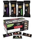 2 x Cafe Paterson Bronte Traditional Minipack Assortment 100x2 Biscuits (4 Flavours)