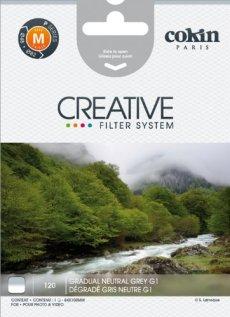 Cokin WP1R120 - Filtro de Degradado para Objetivos de cámara, Gris