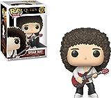 Funko- Pop Vinyl: Rocks: Queen: Brian May Figura de Vinilo, Multicolor (33720)