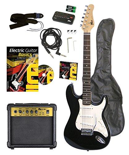 Set iniciación guitarra eléctrica