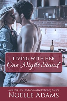 Living with Her One-Night Stand (The Loft Book 1) by [Adams, Noelle]