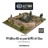 Waffen-SS 10.5cm leFH 18 Gun