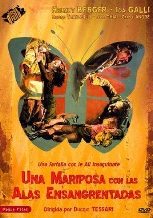 Una Mariposa Con Las Alas Ensangrentadas / The Bloodstained Butterfly ( Una farfalla con le ali insanguinate ) ( The Blood stained Butterfly )