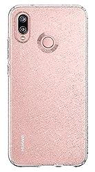 Kaufen Huawei P20 Lite Hülle, Spigen [Liquid Crystal] Glitzer Design [Crystal Quartz] Glänzende Soft Flex Premium TPU Silikon Bumper Style Handyhülle Perfekte Passform Schutzhülle für Huawei P20 Lite Case Cover Crystal Quartz (L22CS23074)