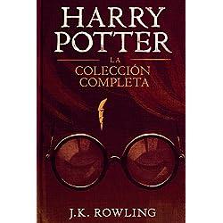 Harry Potter: La Colección Completa (1-7)