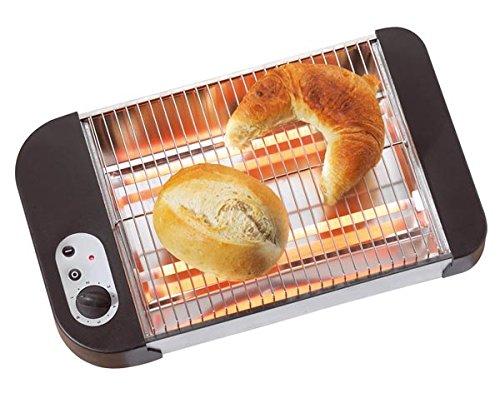 Piatto Tostapane per panini e brezel, 600Watt