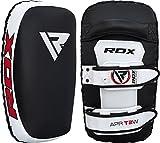 RDX MMA Boxeo Escudo Artes Marciales Paos Entrenamiento Manoplas Segunda Mano Patada Pad (Esto Se Vende Como Solo Artículo)