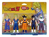 Dragon Ball Z Set di Eroi 2, Multicolore (Bandai Spain 34503)
