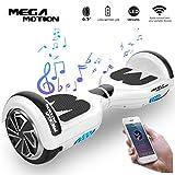 "Mega Motion Self Balance Scooter E1 Gyropode électrique 6.5"" Bluetooth"