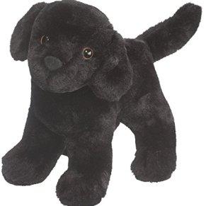 Cuddle Toys Peluche Perro Labrador Negro de 20 cm de Largo, 3997