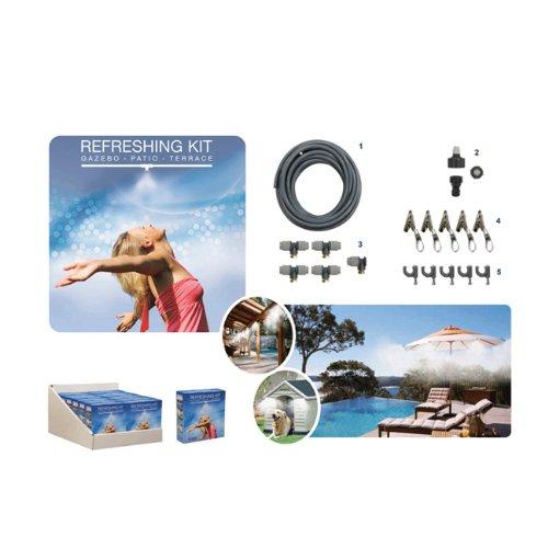 HOMEGARDEN Refreshing Kit MOD.3450 New, Multicolor