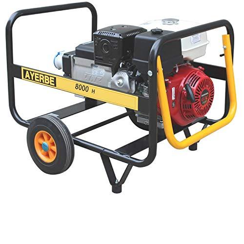 Ayerbe AY-8000-H-MN Generador, 6400W