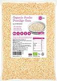 PINK SUN Flocons d'Avoine Bio 3kg - Achat en gros Avoine de Gruau Biologique - Organic Porridge Oats Bulk Buy Oatmeal
