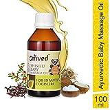 Omved SHISHU Ayurvedic Baby Massage Oil, 100ml