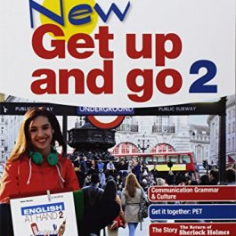 New get up and go. Con English at hand. Per le Scuole superiori. Con ebook. Con espansione online. [
