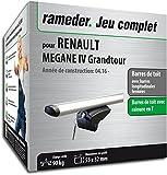 Rameder Pack Barres de Toit Pick-Up pour Renault Megane IV Estate...