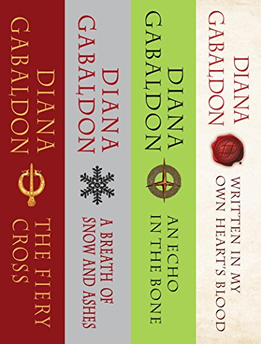 The Outlander Series Bundle: Books 5, 6, 7, and 8: The Fiery Cross, A Breath of Snow and Ashes, An E