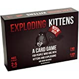Exploding Kittens: NSFW Edition (Jeu de cartes - Edition Contenu Explicite) - Version anglaise
