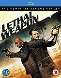 Lethal Weapon S2 [Edizione: Regno Unito]