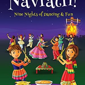 Let's Celebrate Navratri! (Nine Nights of Dancing & Fun) (Maya & Neel's India Adventure Series, Book 5) 2  Let's Celebrate Navratri! (Nine Nights of Dancing & Fun) (Maya & Neel's India Adventure Series, Book 5) 514aMHv2I7L
