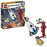 LEGO - Overwatch - Observatoire : Gibraltar - Jeu de construction - 75975