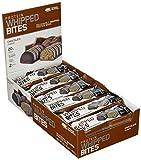 Optimum Nutrition Protein Whipped Bites Bar Protein Riegel (mit 20g Eiweiß [enthält Whey Isolate], Proteinriegel von ON) Chocolate 1er Pack (12x76g)