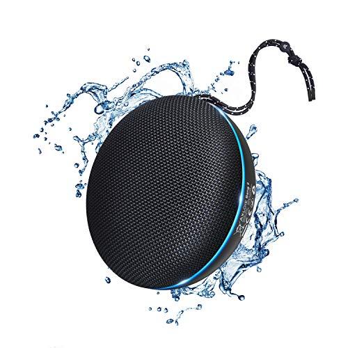 Altoparlante Bluetooth 5.0 Portatile AXLOIE DSP Tech Mini Speaker Wireless Impermeabile IPX6 Cassa...