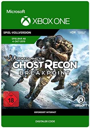 Tom Clancy's Ghost Recon Breakpoint (Pre-Purchase)   | Xbox One - Download Code