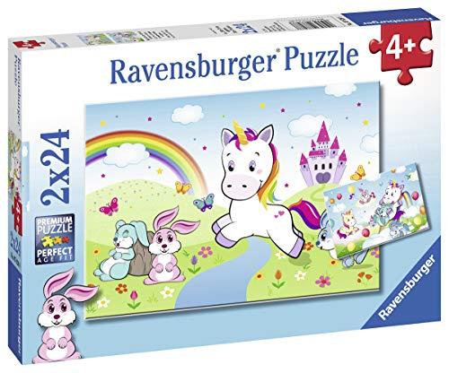 Ravensburger 07828 - Puzzle per bambini, soggetto: unicorno