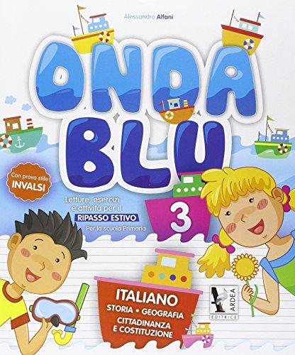Onda blu italiano. Per la Scuola elementare: 3