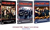CHICAGO FIRE - Stagioni 1-2-3 (18 Dvd)