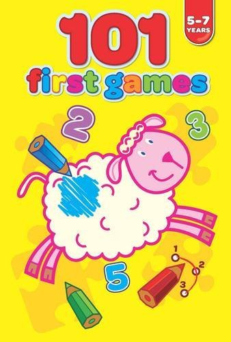 101 First Puzzles 5-7 years by Yoyo Books (2013-02-01)