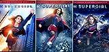 SUPERGIRL STAGIONE 1- 3 (15 dvd )