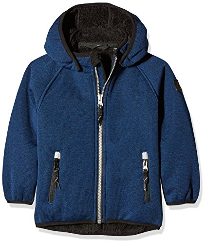 NAME IT Baby-Jungen Jacke Nitbeta Softshell Ted Jacket MZ B FO, Blau (Skydiver), 104