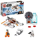 LEGO Star Wars - Snowspeeder, Jouet Star Wars Enfant 4 Ans Et Plus, 91 Pièces - 75268