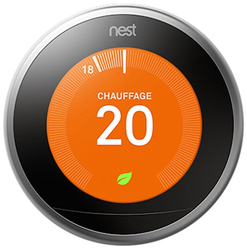 Nest Learning Thermostat, 3e génération
