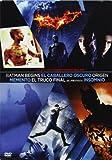 Pack Christopher Nolan [DVD]
