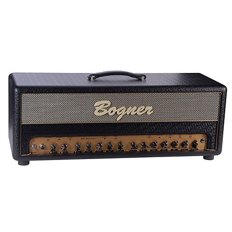 Bogner XTC Ecstasy 20th Anniversary EL34 · Guitar Amp Head