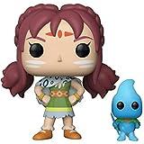 Funko- Figurines Pop Vinyle: Games: Ni No Kuni: Tani w/Higgledy, 27017