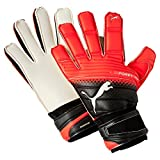 Puma Evopower Grip 2.3 Rc, Guanti da Portiere Uomo, Multicolore (Black/Red Blast/White), Taglia 9