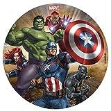 Avengers Zuckeraufleger