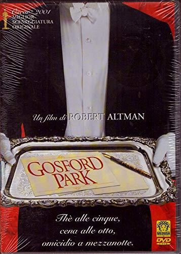 Gosford Park 1^ Edizione MEDUSA Ologramma Argento
