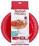 Tefal J4090813 Proflex Moule à Tarte 27 cm