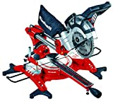 Einhell Scie à onglet radiale TC-SM 2131 Dual 5 (1800...