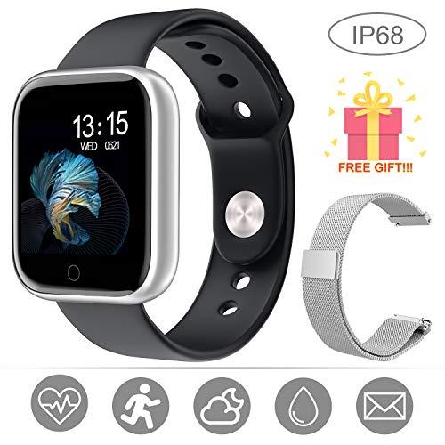 Bracciale Smart Bluetooth impermeabile - Smart Watch per Uomo Donna Bracciale Smart sportivo per...
