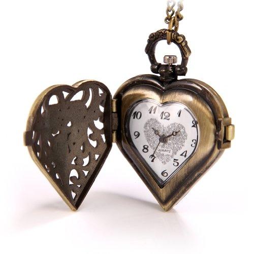 Steampunk pocket watch necklace go broke steampunk pocket watch necklace aloadofball Choice Image