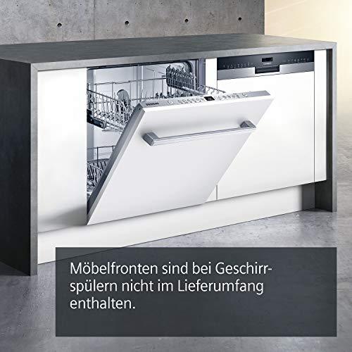 Siemens iQ500 SN258B00ME Libera installazione 14coperti A++ lavastoviglie