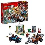 LEGO Juniors Atraco al banco del Socavador, juego de construcción (10760)