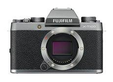 Fujifilm X-T100 - Cámara digital, color plata